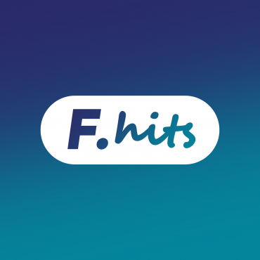 Logo F. HITS avec fond