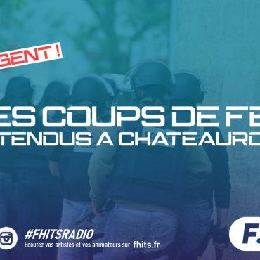 Coups de feu Châteauroux
